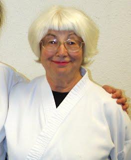 Sensei Elise Simmons